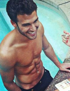 Ryan Guzman... well hello there