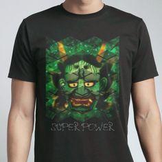 SUPER POWER #snaptee #tshirt