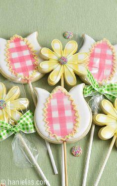Mother's Day Cookies, Summer Cookies, Iced Cookies, Brownie Cookies, Cupcake Cookies, Cupcakes, Cookie Favors, Baby Cookies, Heart Cookies
