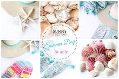 Summer Day - Stock Photos Bundle by Sunny Tangerine on @creativemarket