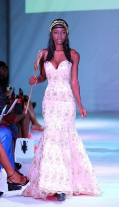 Brigitte Merki: Ghana Fashion Week 2012