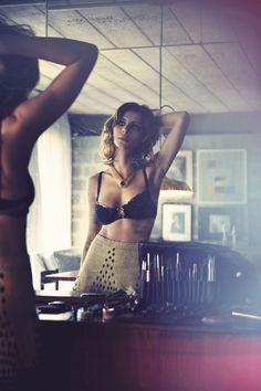 Giselle Batista for VIP Magazine Brazil.