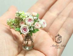 The Most Beautiful Miniature Creations - Thank you, Atelier Soka…