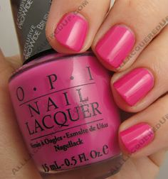 OPI Spring 2008 Collection – India