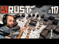 Rust #117   DE RUTA RAIDEADORA   Gameplay Español - YouTube