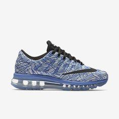 nike air max 2016 blauw print