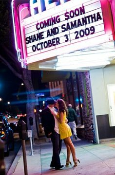 """50 """"Save the Date"""" Photo Ideas 