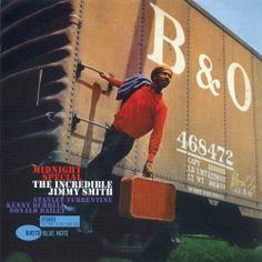 Jimmy Smith - Midnight Special (4078)