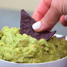 How to Make Guacamole 4 Ways | Get the recipe: Guacamole Recipes There's no denying avocados are one of the most versatile fruits in the produce aisle. Despite the many ways you can slice and dice an avocado, good ol' guac will always have a special place in our hearts (and stomachs).
