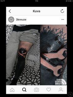 Blackwork by 3Kreuze