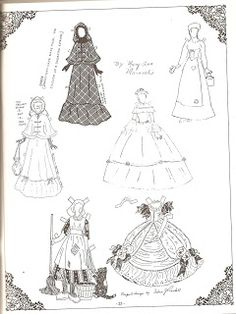 Miss Missy Paper Dolls Opdag 34 Missing Fairy Tales