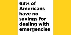 A majority of Americans would be DEAD BROKE if a $500 emergency came up. http://on.mtv.com/1mILhtk  #FightFor15