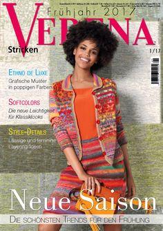 Verena Knitting Primavera 2017
