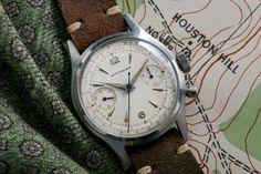 analog/shift – wittnauer chronograph