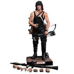 Enterbay John Rambo HD Masterpiece 1:4 Figure