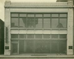 3333 Locust Street - View from 1916 of the building that currently sits to the left of Flying Cow.