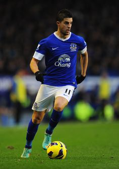 ~ Belgium International Kevin Mirallas on Everton FC (HIGH QUALITY) ~