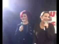 Recorded at a local wmc in Leicester, sam Bailey gets Sharon Osborne to join her on karaoke. Shoop Shoop Song, Sam Bailey, Leicester, Karaoke, Songs, Concert, Youtube, Concerts, Song Books