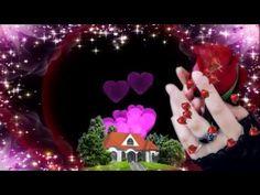 ☙ ❥МОЕЙ ВЗРОСЛОЙ ДОЧЕРИ ❤❤❤❧ - YouTube Diy Home Repair, Christmas Bulbs, Beautiful Places, Holiday Decor, Youtube, Birthday, Music, Gifts, Photo Illustration