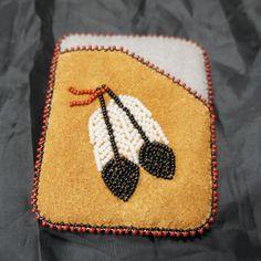 Moose Hide Card Holder