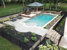 Explore coping and decking options for your inground swimming pool. Learn which coping and decking materials will work best to build the pool of your dreams. Pool Steps Inground, Vinyl Pools Inground, Swimming Pools Backyard, Swimming Pool Designs, Small Swimming Pools, Lap Pools, Indoor Pools, Small Pools, Pool Coping