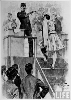 Andre Castaigne King George I Of Greece Presenting Awards At The 1896 Olympics 1896 Olympics, King George I, Large Crowd, Summer Olympics, Female Athletes, Olympic Games, Athens, Marathon, Gymnastics