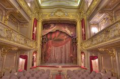 "Yusupov Palace ""theater"" - Google Search"