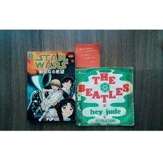 The beatles/Star wars