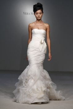 the cinderella project: because every girl deserves a happily ever after: Vera Wang Fall 2011 Collection