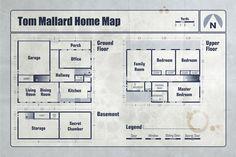 Tom Mallard Home by butterfrog on DeviantArt