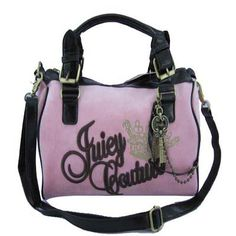 6035a9803704 Juicy Couture Crossbody Bags Charm Light Pink