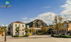 Pictusersque Nafplio. Get lost in its stoned alleys and wonder their beauty