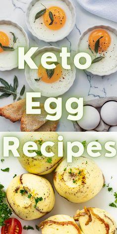 Keto Egg Recipe, Egg Recipes, Cooking Recipes, Baked Eggs, Oven Baked, Vegetarian Recipes Easy, Easy Dinner Recipes, Instant Pot Sous Vide, Starbucks Egg Bites