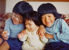 Three sisters, Florence, Vincentia and Stephanie Aung - What's up with the name? - Nalata Nalata