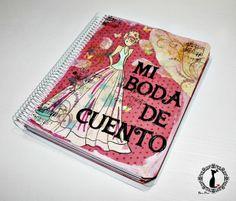 """Agendas para Novias : """"Mi Boda de Cuento"""" y """"Mi Hada Madrina"""""""