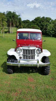 Jeep Pickup, Jeep Truck, Pickup Trucks, Jeep Cj7, Jeep Wagoneer, Station Wagon, Rural Willys, Jeepster Commando, Willys Wagon