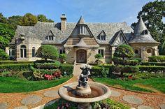 https://flic.kr/p/bVSWkT | storybook Tudor manor built in 1928 | Winnetka, Illinois