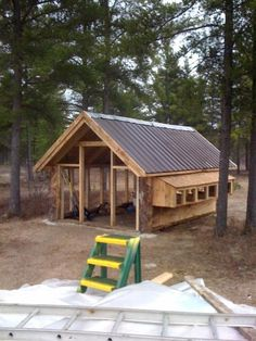 chicken coops/fenced pens | Chicken Coop Project - BackYard Chickens Community