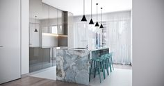 Wohnung R Royce, Selfies, Divider, Furniture, Home Decor, Renewable Sources Of Energy, Contemporary Architecture, Detached House, Decoration Home