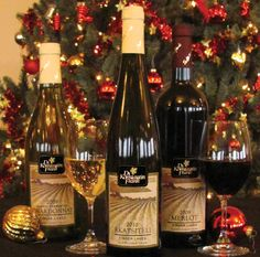 Dr. Konstantin Frank Vinifera Wine Cellars - Finger Lakes Winery