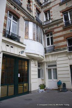 Jim Morrison-Paris Apartment-Marais-17 Rue Beautreillis