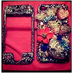 check out e43d3 3b3aa 50 Best Blinged cell phone cases! images in 2014 | Cellphone case, I ...