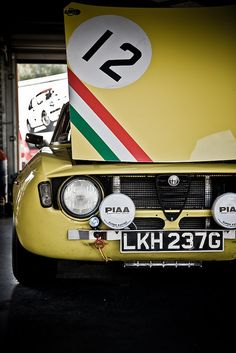ALFA ROMEO Giulia Sprint GTA by VJ Photography, via Flickr