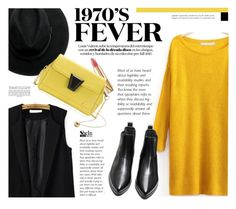 """1970's fever"" by karicarmina ❤ liked on Polyvore featuring Dolce&Gabbana and Jennifer Fisher"