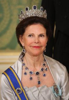Royal tiaras - queen silvia tiara.jpg. So far, I think she has the best collection going, better than Queen Elizabeth