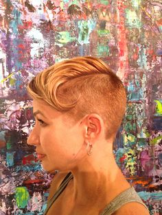 Cut by Julie Dion / Color by Samantha Drake