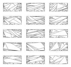 Pattern Investigation  Caliper Studio, 2008