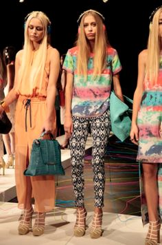 Tie-Dye For: Spring Fashion Trend In The Home     Reveal, The Blog of ABC Carpet & Home