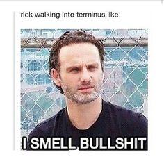Lol - The Walking Dead, Rick Grimes