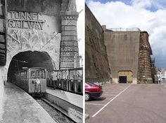 Adjacent to a small roundabout on Marina Esplanade in Ramsgate, an innocuous, long-sealed portal betrays one of the last remnants of the Kent town's abandoned Tunnel Railway.